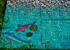 Тротуарная плитка, Брусчатка, Керамическая плитка, Керамогранит, Кафель объявление но. 3814: Напольная 3D плитка