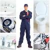 Сантехника, Отопление,  Канализация объявление но. 4991:  Выполняю все виды сантехнических работ