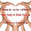 Другая работа объявление но. 5247: Благотворительность, не будьте равнодушны