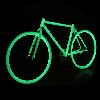 Хозтовары объявление но. 7871: Светящаяся краска AcmeLight для велосипеда